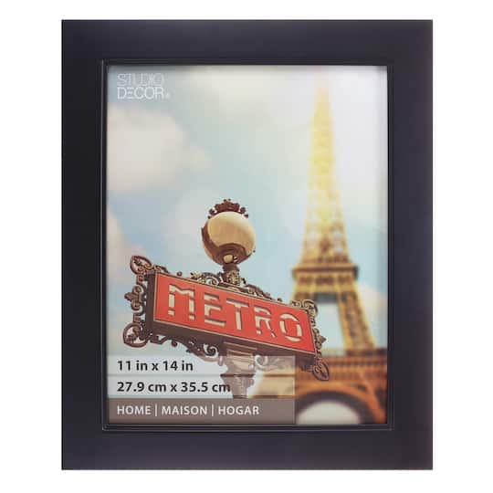 Black Studio Home Collection Frame By Studio Décor