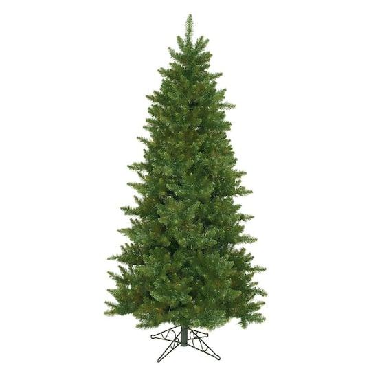 - 12 Ft Eastern Pine Slim Artificial Christmas Tree, Unlit