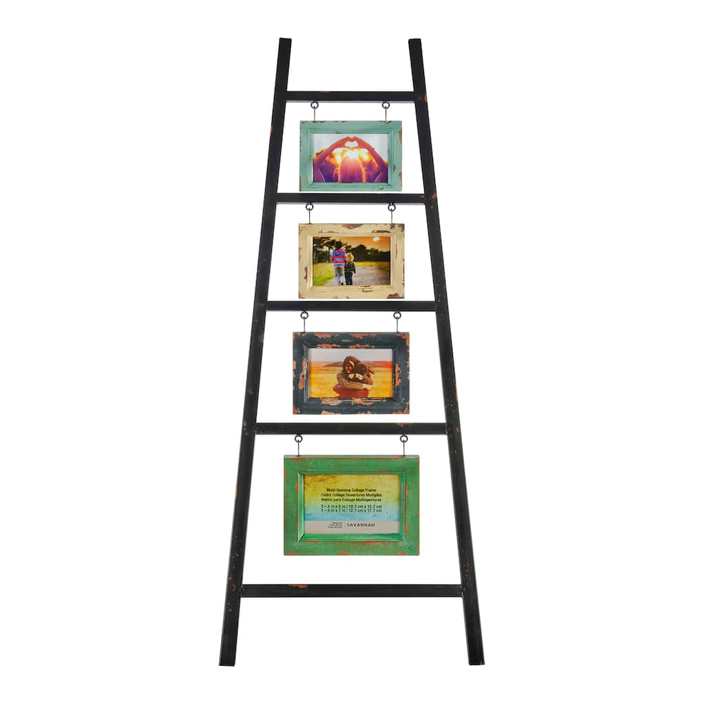 Find the Multicolor Ladder Collage Frame By Studio Décor® at Michaels