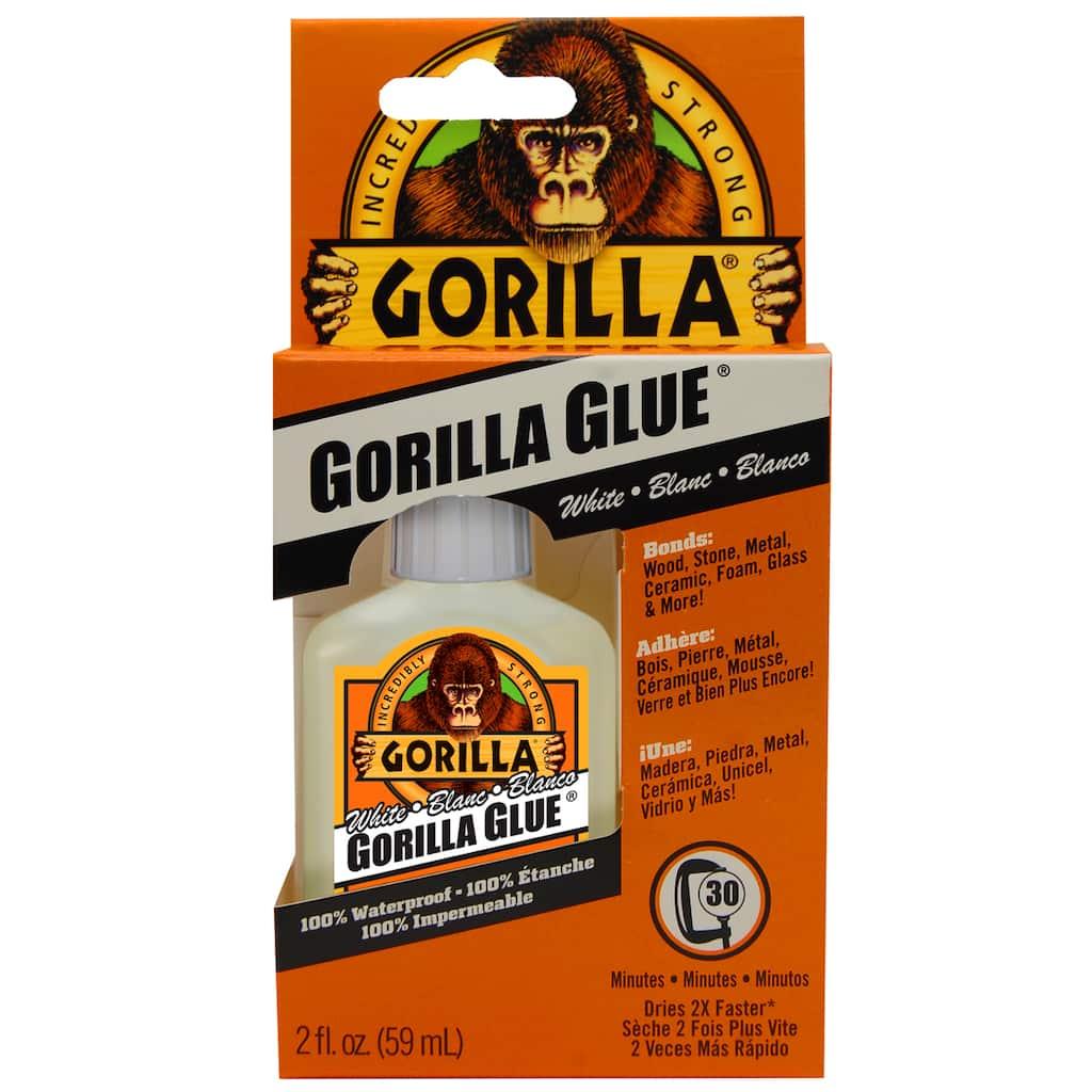 White Gorilla Glue
