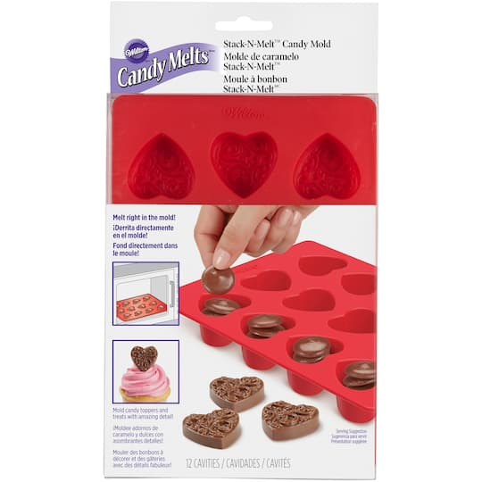 Wilton® Stack-N-Melt Candy Mold