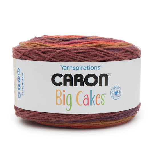 Caron 174 Big Cakes Yarn