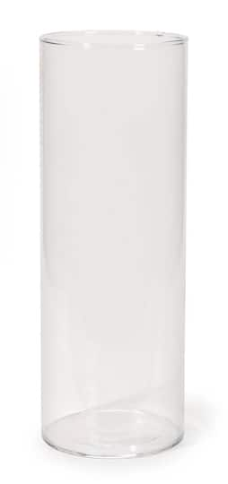 Darice Tall Clear Glass Cylinder Vase 58125 X 15625