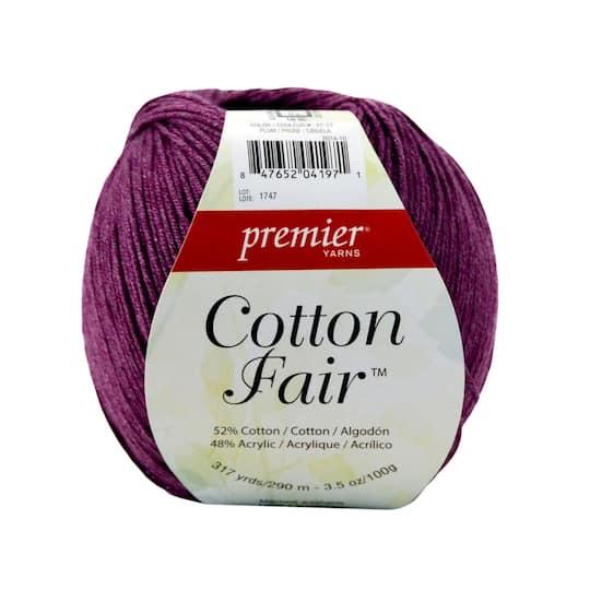 4c6fa9db886 Premier® Yarns Cotton Fair™ Yarn