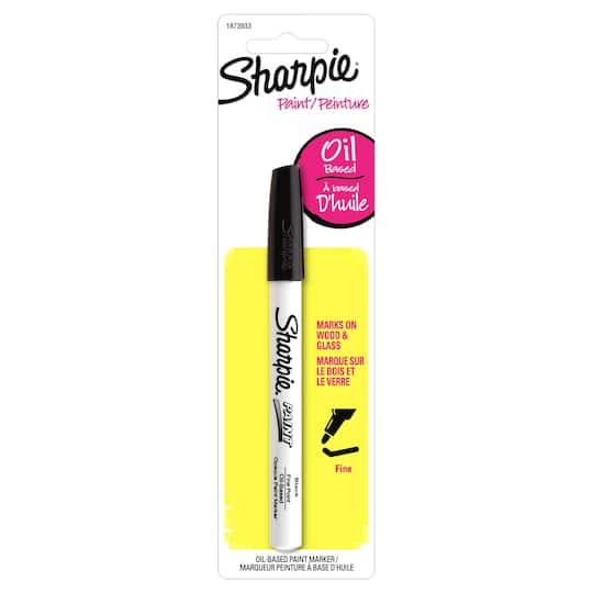 Sharpie Oil Based Paint Marker Fine Point