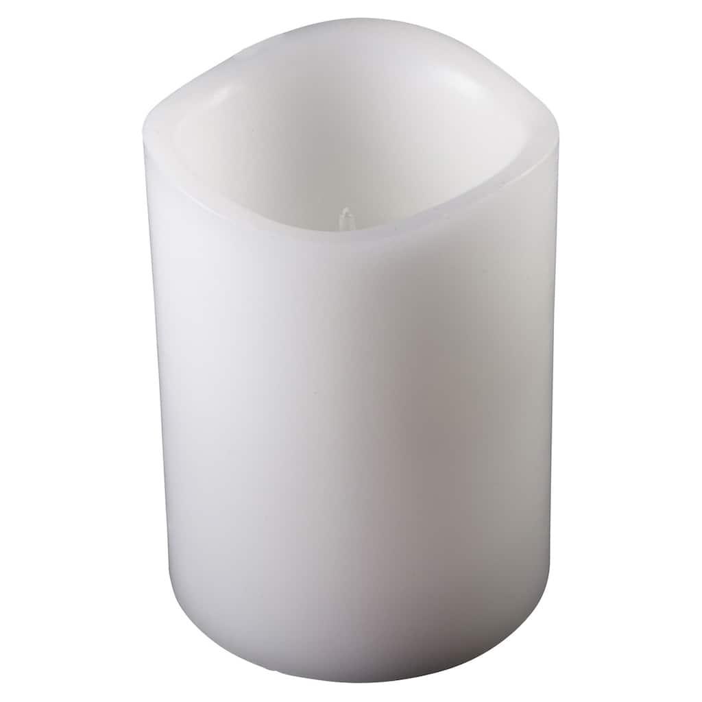 Ashland® Wax Touch LED Pillar Candle