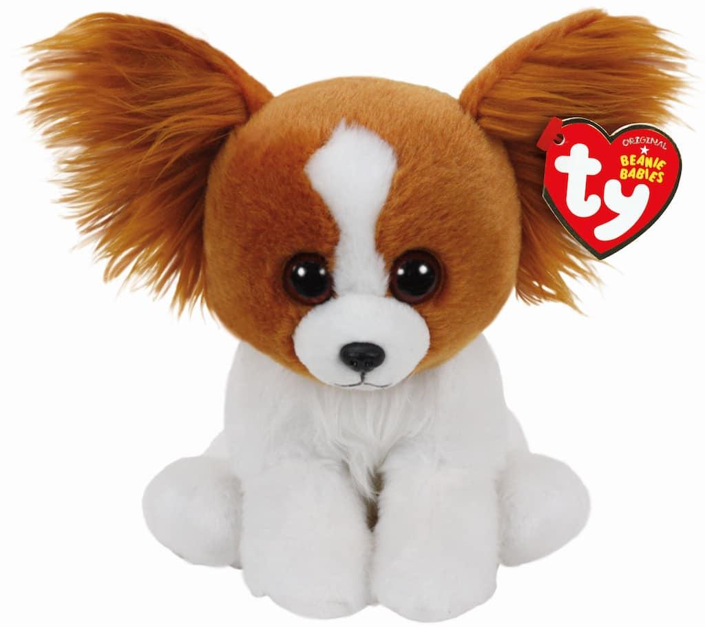 Ty Original Beanie Babies® Barks Brown Dog 550d6eb89a3