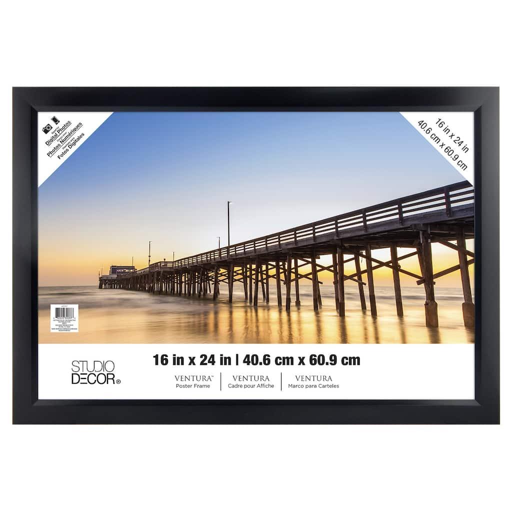 Cadre 16 X 24 ventura™ poster framestudio décor®