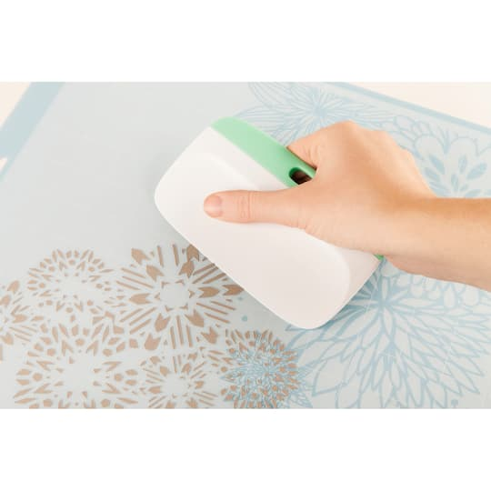 Ideal for vinyl /& for applying larger projects Cricut XL SCRAPER Clears Mats