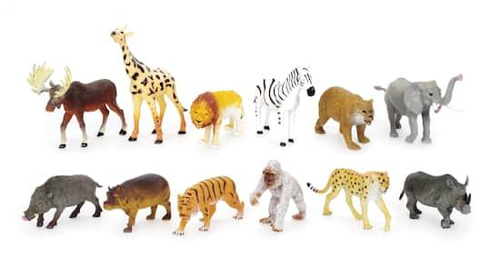 Jungle Animal Figurines