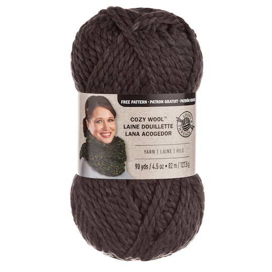 Shop For The Loops Threads Cozy Wool Yarn At Michaels