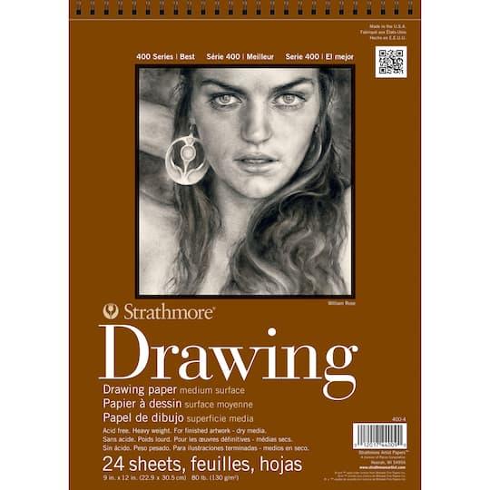 Strathmore 400 Series Drawing Pad