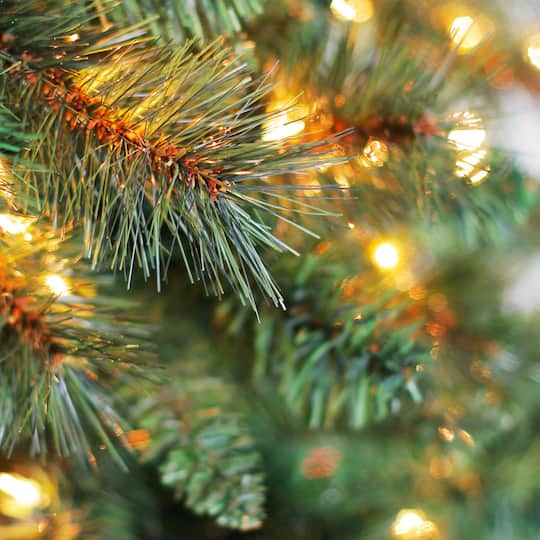 Artificial Christmas Trees Clearance: Purchase The 7ft. Pre-Lit Willow Pine Artificial Christmas