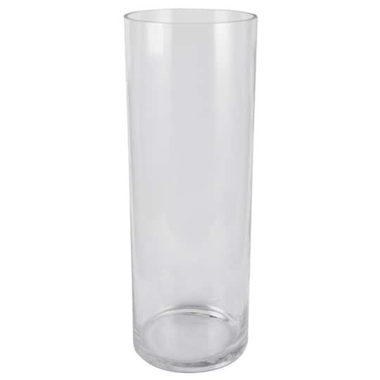 Ashland Cylinder Glass Vase 15 Quot Quot