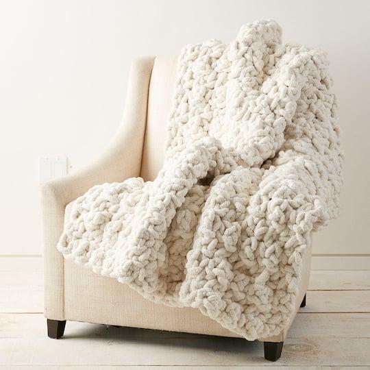Loops & Threads® Jumbo Wood Crochet Hook