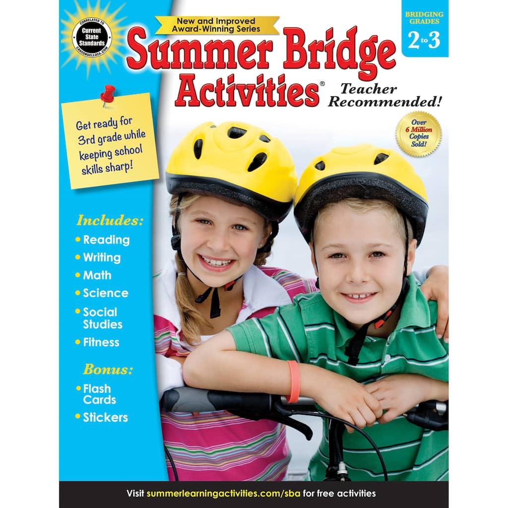 Summer Bridge Activities® Workbook, Grades 2-3