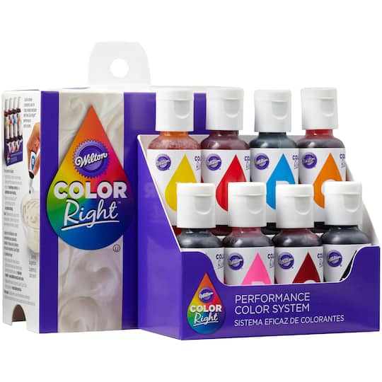 Wilton® Color Right™ Performance Color System