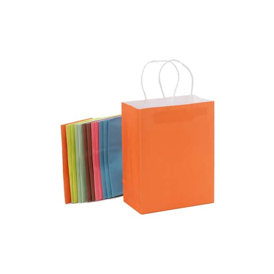 Medium Kraft Gift Bags Assorted