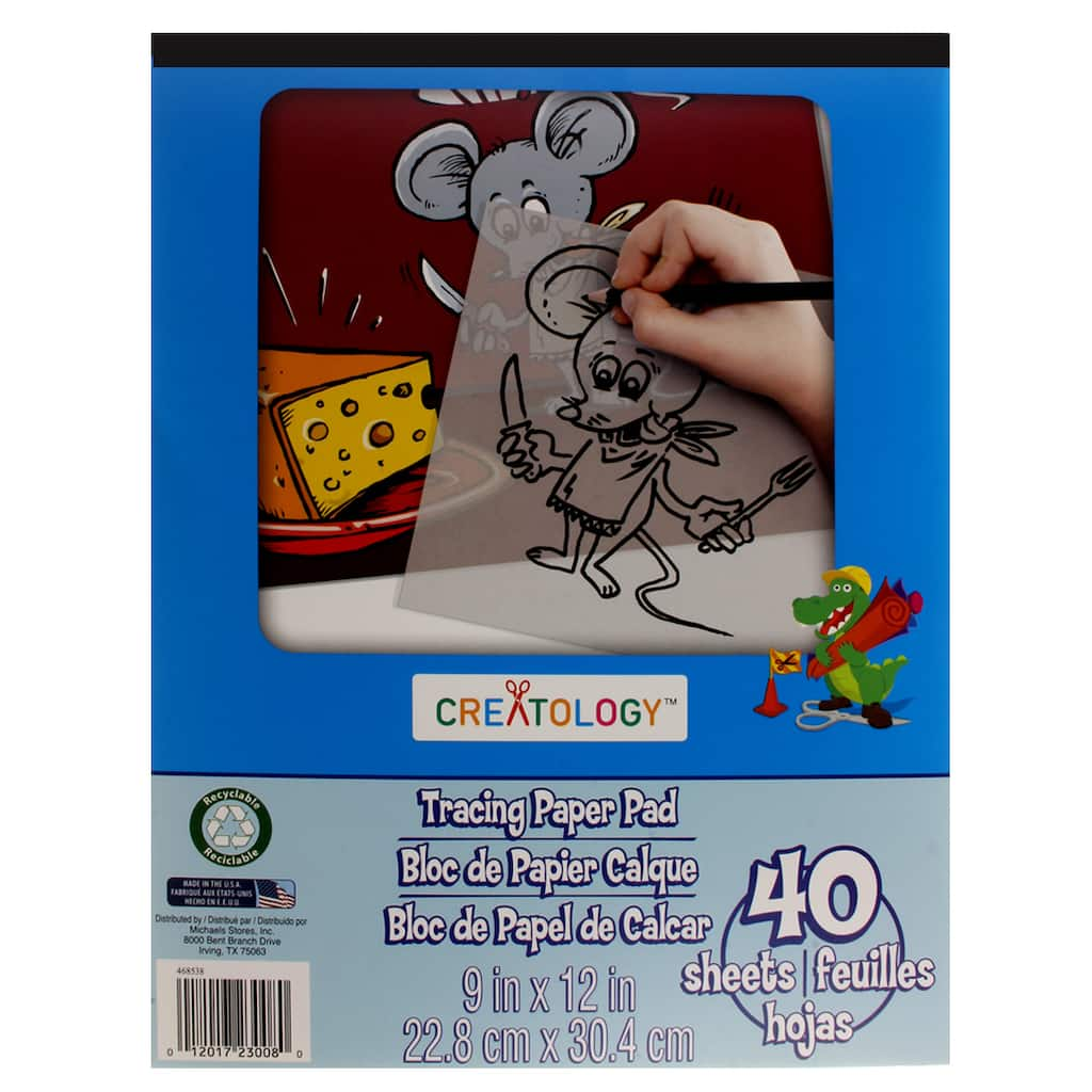 Tracing Paper Pad By Creatology Simple Ways To Circuit Bend A Toy Bending Pinterest Img