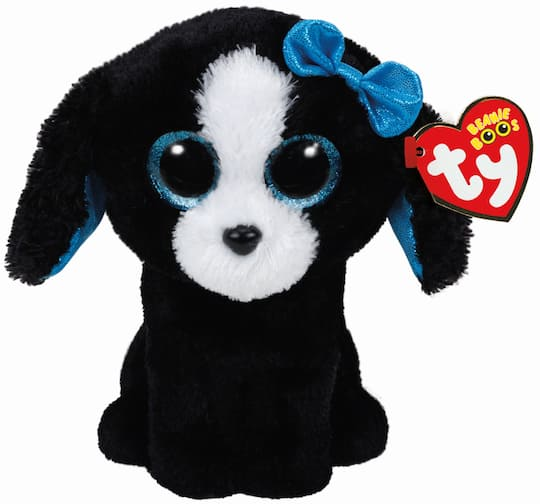 Shop For The Ty Beanie Boo S Black Amp White Tracey Dog At