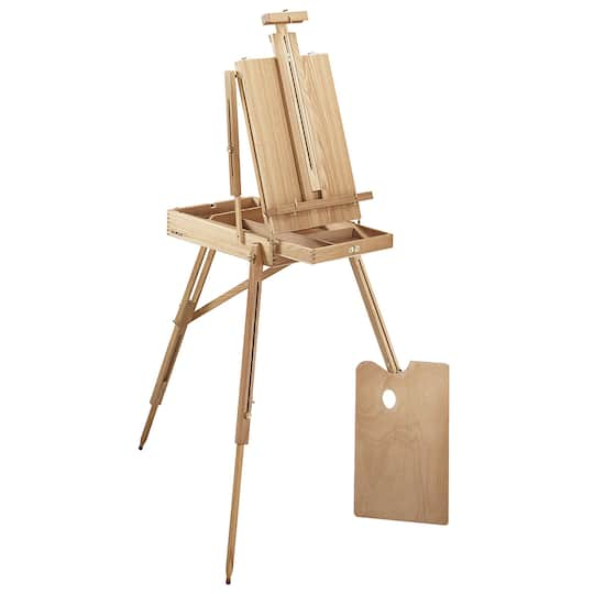 artist s loft french sketchbox easel