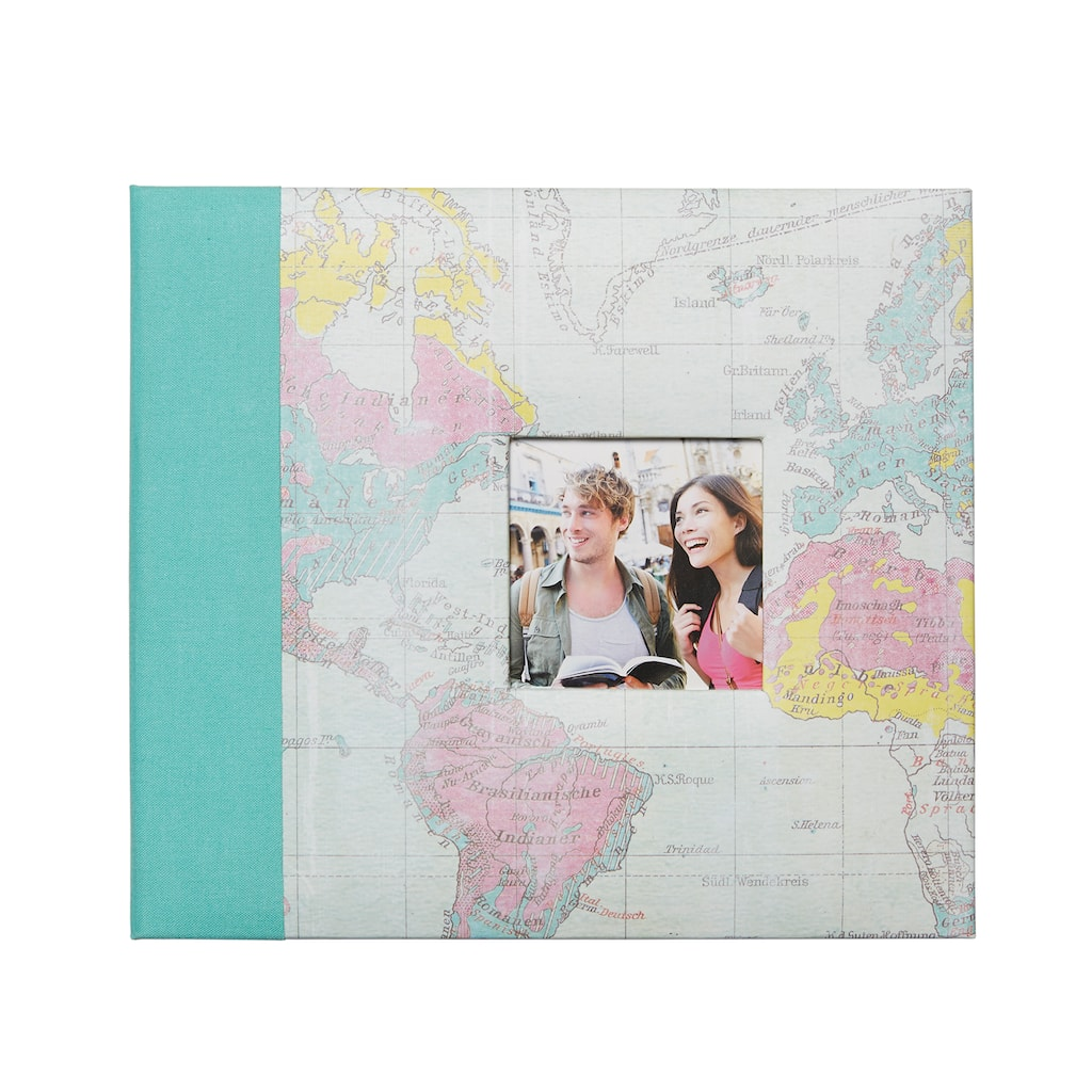 Find The C R Gibson E Complete Travel Map Scrapbook At Michaels
