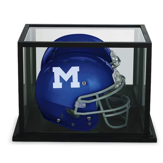 540ac2f3 Football Helmet Display Case by Studio Décor®