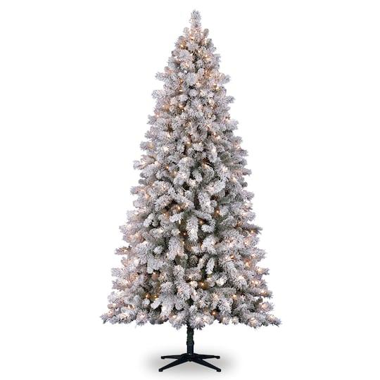 white pre lit christmas tree michaels - Michaels Christmas Tree