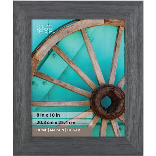 Distressed Home Decor: Shop For The Distressed Black Frame, Home Collection By