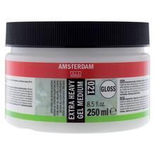 amsterdam acrylic gel medium extra heavy gloss