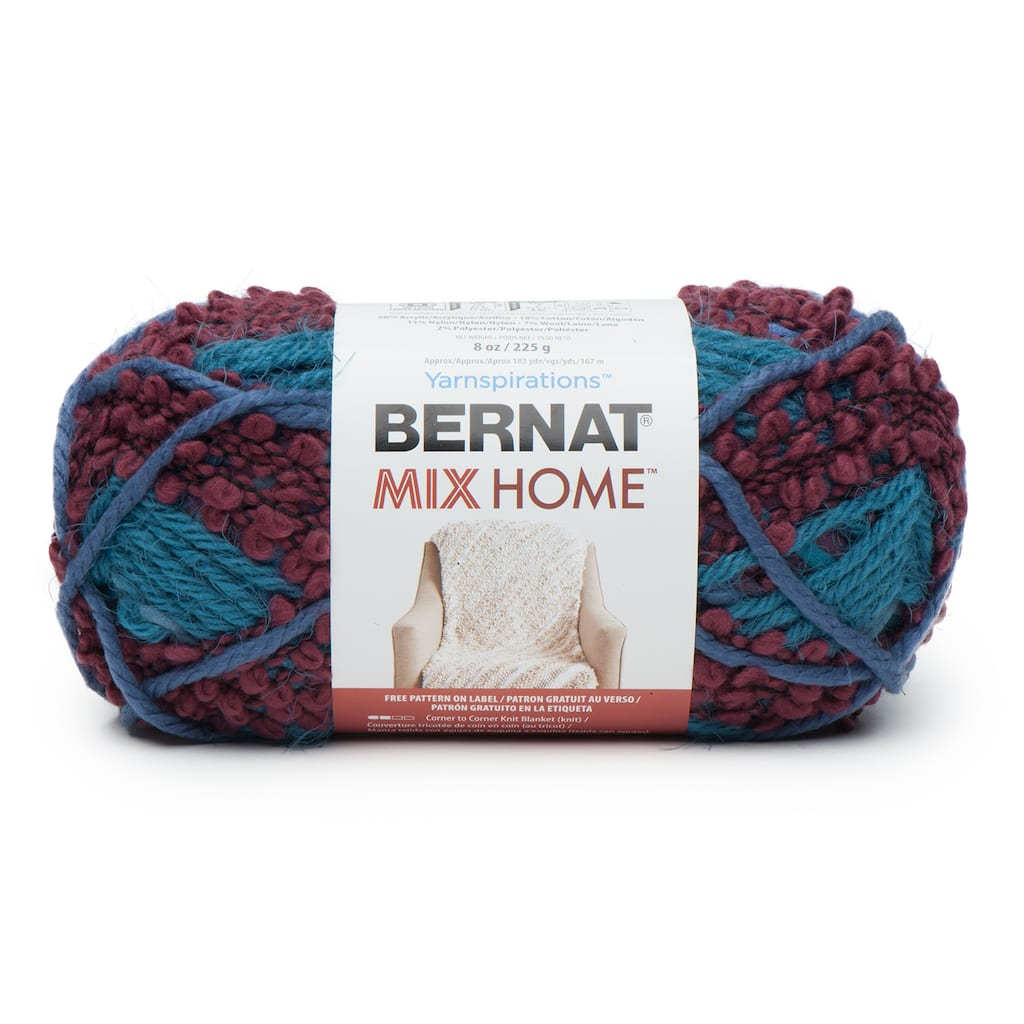 Bernat® Mix Home™ Yarn