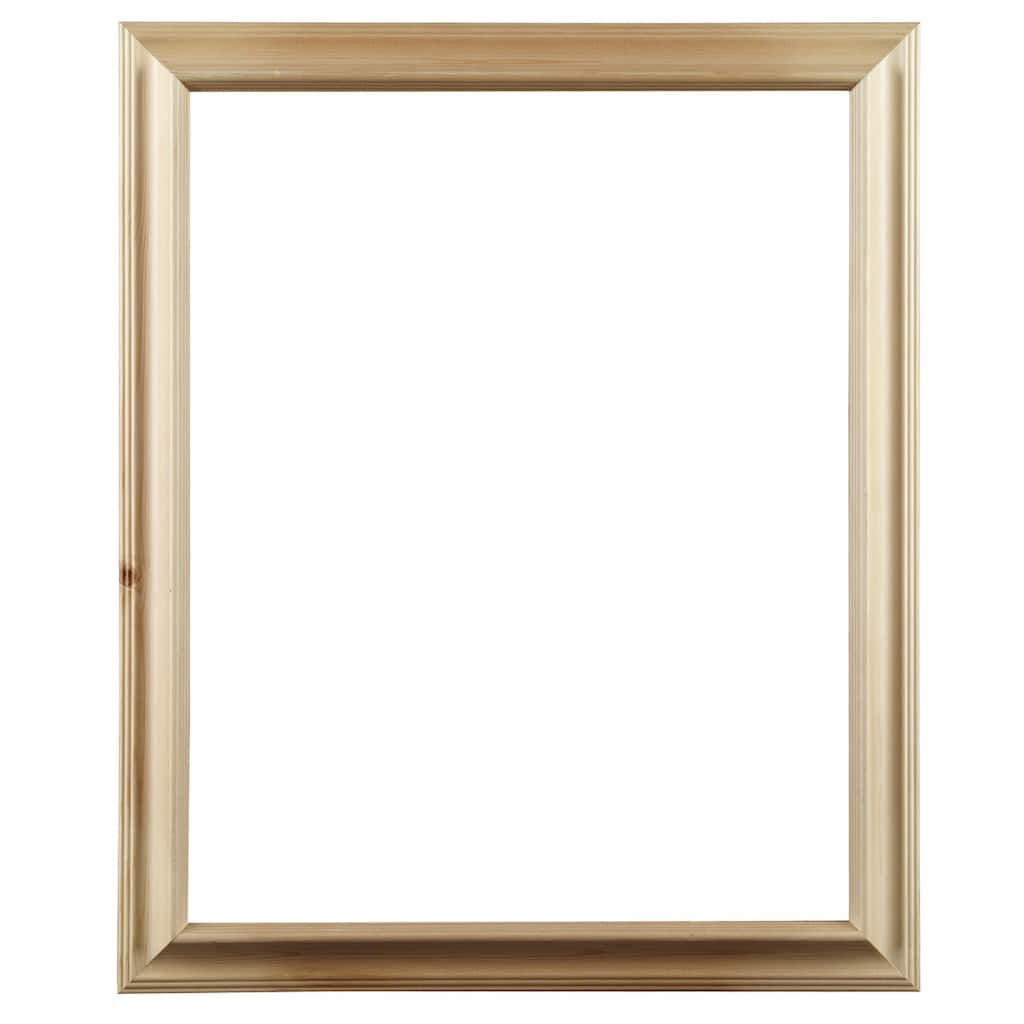 Unfinished Open Back Frame, 16\