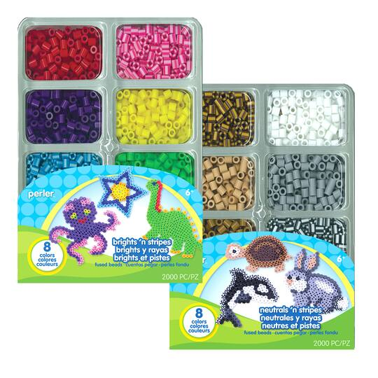 Perler™ Fused Beads Mini Tray, Assorted