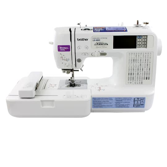 Brother Lb6800prw Project Runway Limited Edition Combination Machine