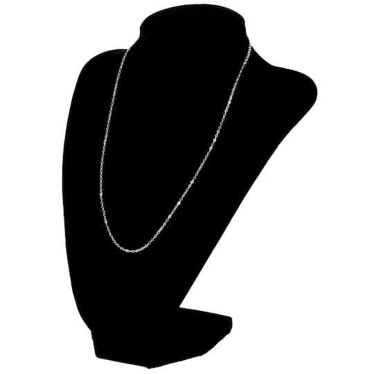 Darice 174 Black Velvet Necklace Stand 9 Quot Quot