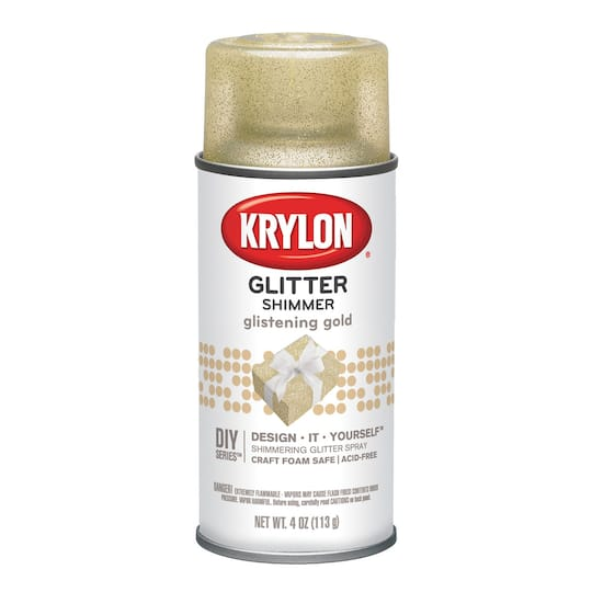 Krylon® Glitter Shimmer Spray