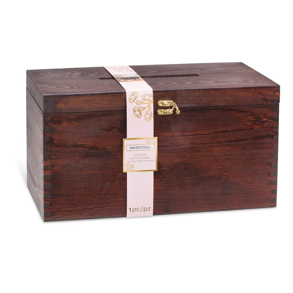 Buy The David Tutera Gift Card Box At Michaels