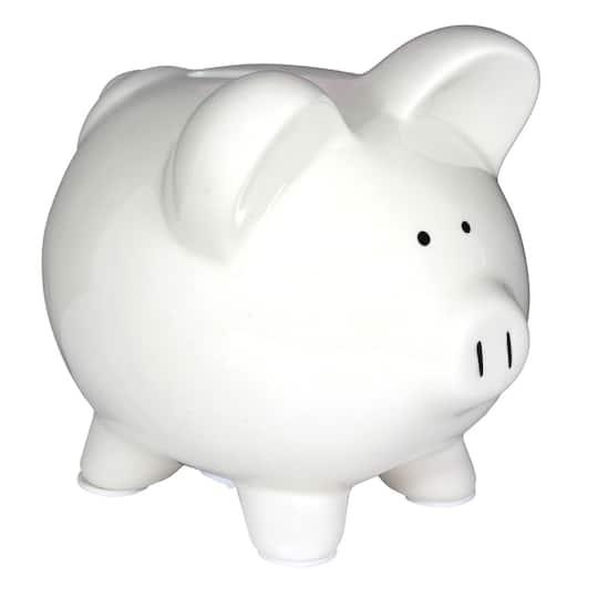 8c81563ec Small Ceramic Piggy Bank by Creatology™