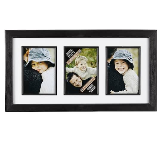 3 opening collage frame 5 x 7 by studio d cor. Black Bedroom Furniture Sets. Home Design Ideas