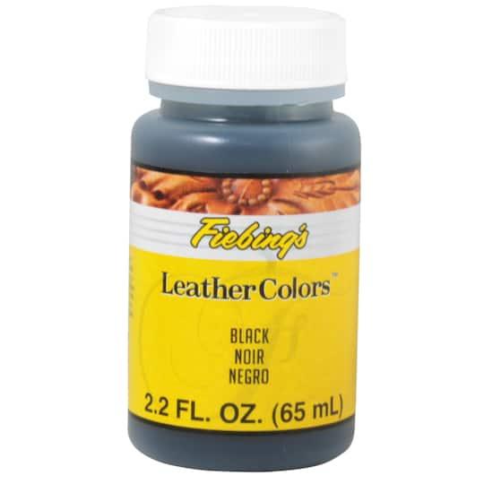 Fiebings Leather Colors