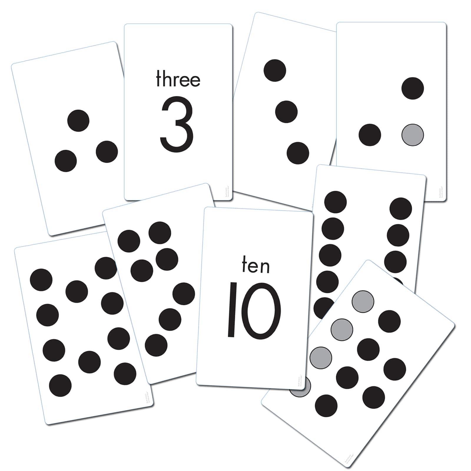 Sensational Math™ Subitizing Activity Cards