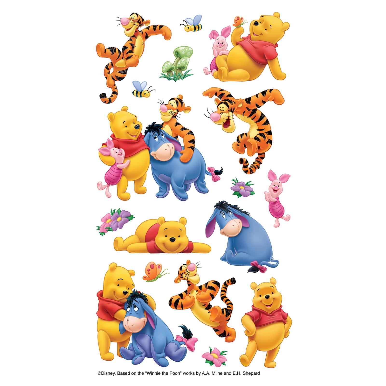 Disney Winnie The Pooh Kids CANVAS Print Handmade Ready To Hang WALL ART Framed Print