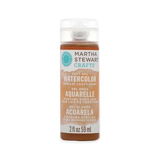 The Martha Soft Gel Watercolor Paint Chestnut Brown At Michaels