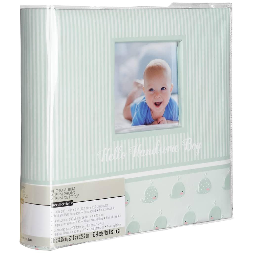 Baby Photo Album Boy