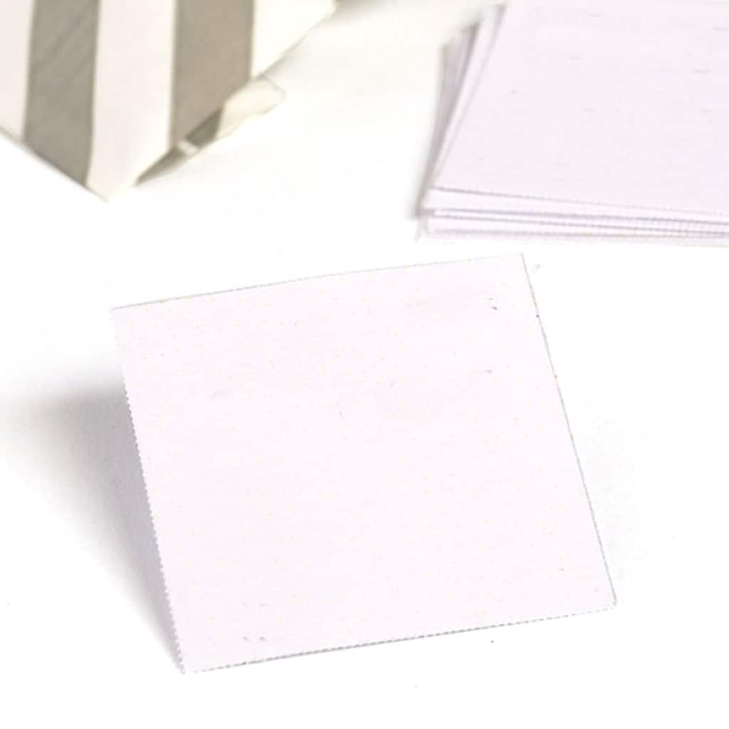 gartner studios printable favor tags white square img