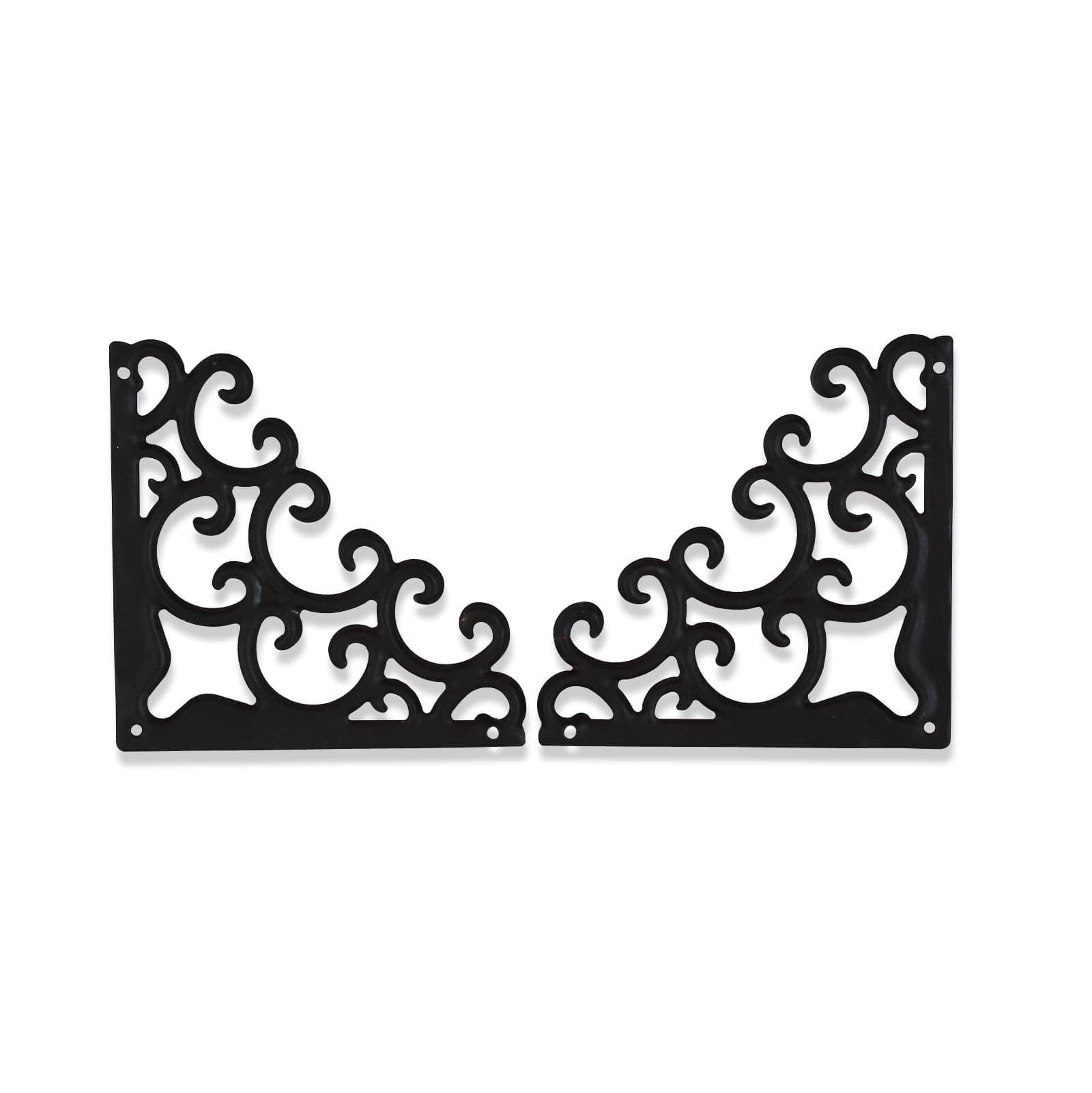 Shop for the Metal Scroll Corners By ArtMinds™ at Michaels