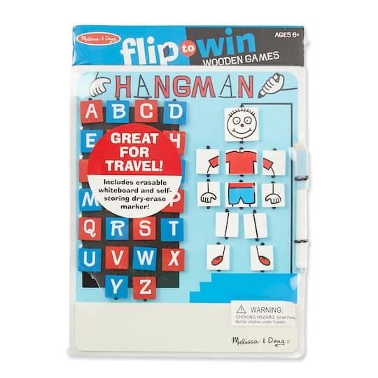 Flip To Win Hangman Game By Melissa & Doug | Michaels