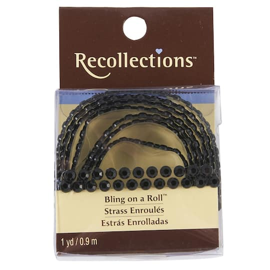 Purchase The Bling On A Roll Double Row Rhinestones By Recollections At Michaels