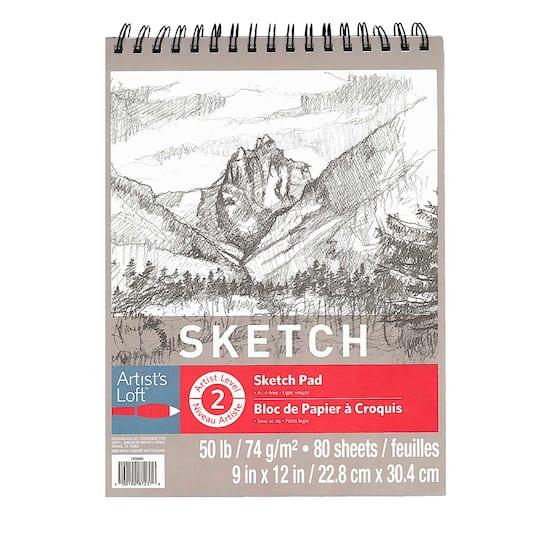 Artist S Loft Sketch Pad