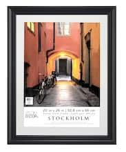 stockholm float poster frame by studio decor 20 x 26